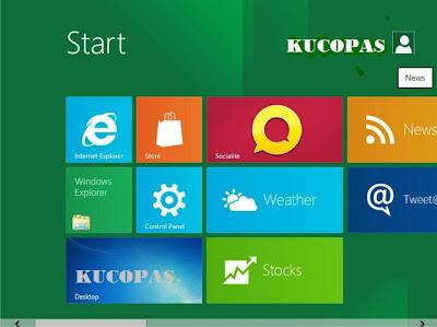 Panduan Lengkap Cara Instal Windows 8