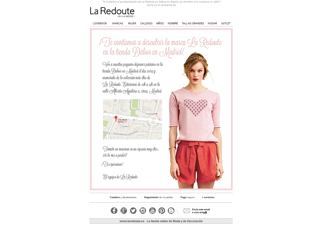 http://www.laredoute.es/?omniturecode=09110674886700001000011802es