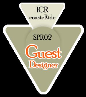 ICR Guest Designer