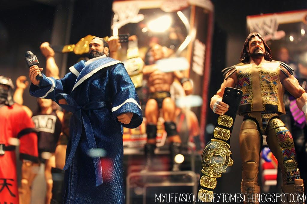 San Diego Comic Con 2013 WWE