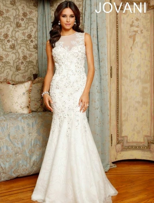 She247: Latest Wedding Gowns For Western Brides 2014
