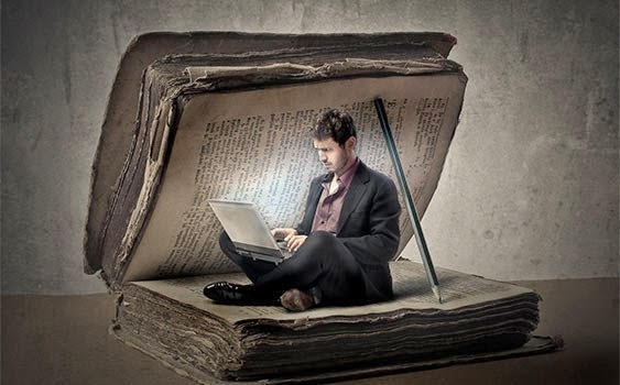 Yazar, yazı, kitap