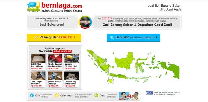 Situs Jual Beli Online Berniaga