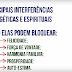 O TRIÂNGULO DA PROTEÇÃO ENERGÉTICA E ESPIRITUAL.