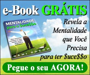 E-book Mentalidade para o Sucesso