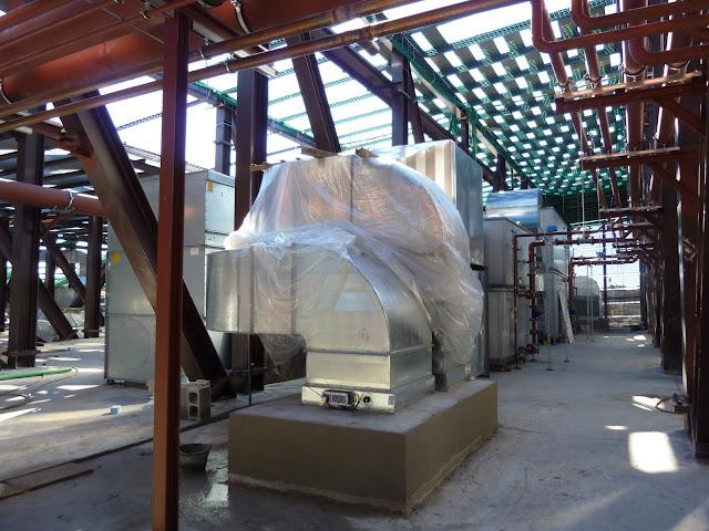 AASB visita CREAA. Maquinaria e infraestructuras