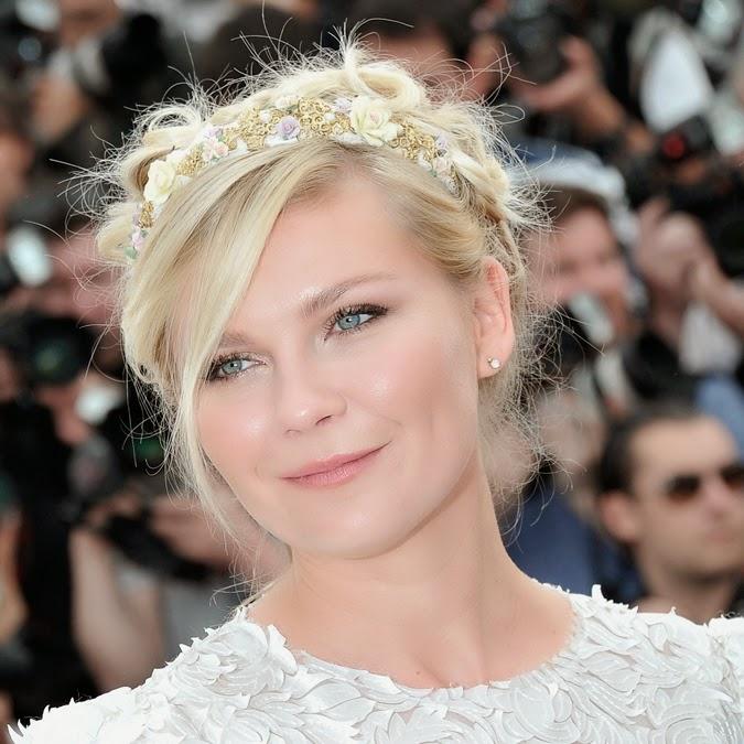 Kirsten Dunst: inspiración peinados de boda