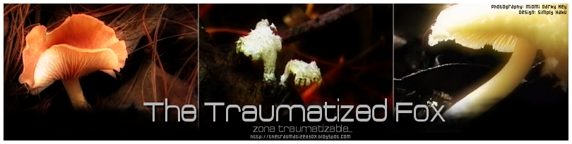 ♫ ♥ The Traumatized Fox ♪ ♥