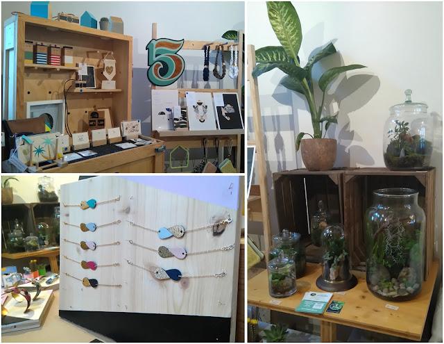 grinch market-createur, illustration, bijoux, terrarium, kiosko, nantes, bullelodie