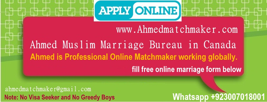 bureau muslim singles Ideal marriage bureau has the most high-quality profiles of pakistani singles available on the internet  you cannot get on other muslim matrimonial websites.