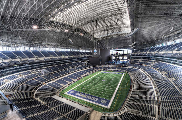 AT&T Stadium formerly Cowboys Stadium