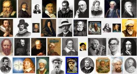 Daftar dan Biografi Tokoh Matematika (Matematikawan)