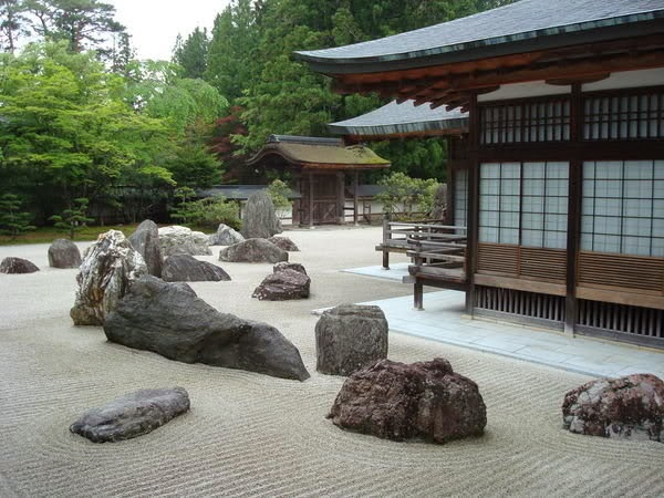 zen gardens garden park