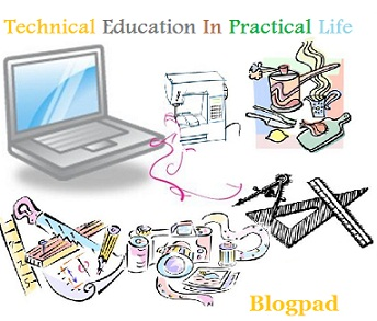 Stuff pic realted to Technical Education In Practical Life 1st part on Blogpad