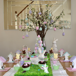 My Easter table 2010 by Torie Jayne