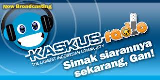 Radio Streaming Kaskus