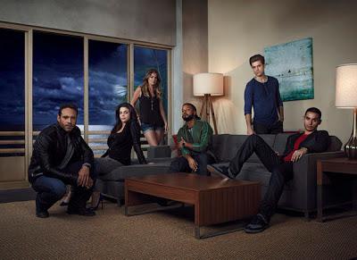 Foto promocional de Graceland.