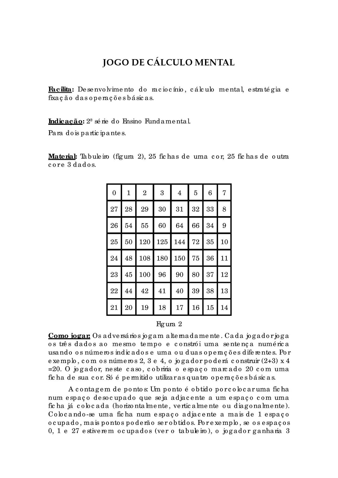 Well-known JOGOS MATEMÁTICOS 3° 4° 5° ANO RACIOCÍNIO LÓGICO CÁLCULO MENTAL  HT48
