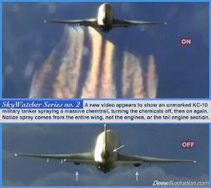 CHEMTRAILS: Nos están fumigando como plaga