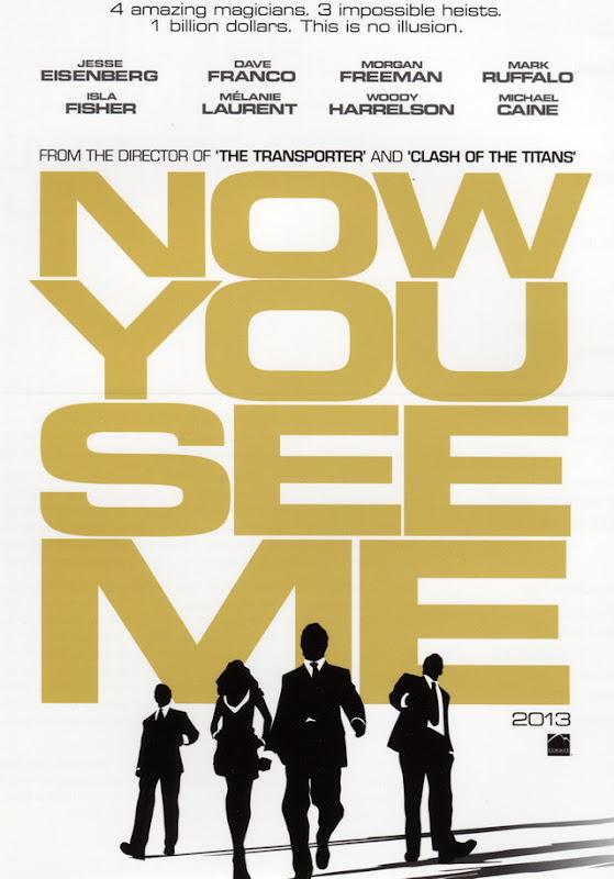 ตัวอย่างหนังใหม่ : Now You See Me (อาชญากล ปล้นโลก) ซับไทย poster