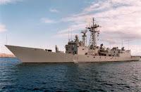Santa María class frigate