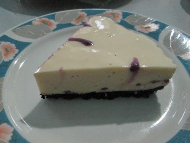 blueberry paste