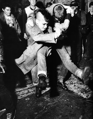 El Punk en Londres a finales de los 70