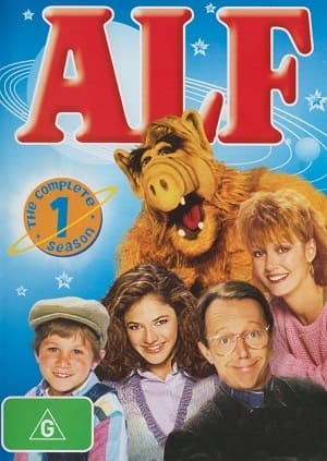 ALF, o ETeimoso Séries Torrent Download capa
