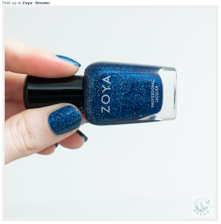 Zoya Nail Polish Facts 111