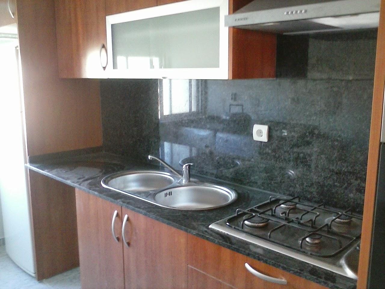 seu lar !®: Remodelação de uma cozinha corredor e sala no Cacém #865E45 1280 960