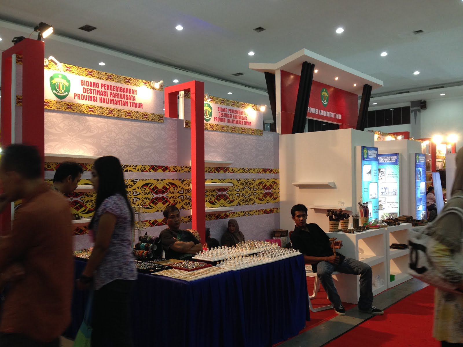 Juara I Stan Terbaik Obyek Wisata Nusantara Expo 2015