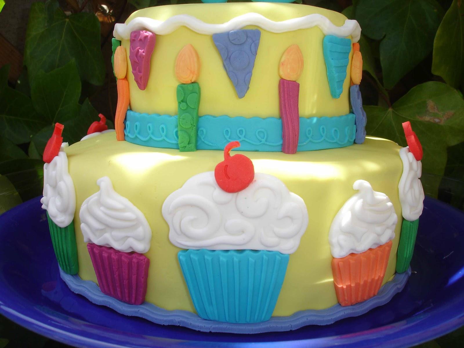 Bizcocho de cumpleanos cake ideas and designs - Bizcochos para cumpleanos ...