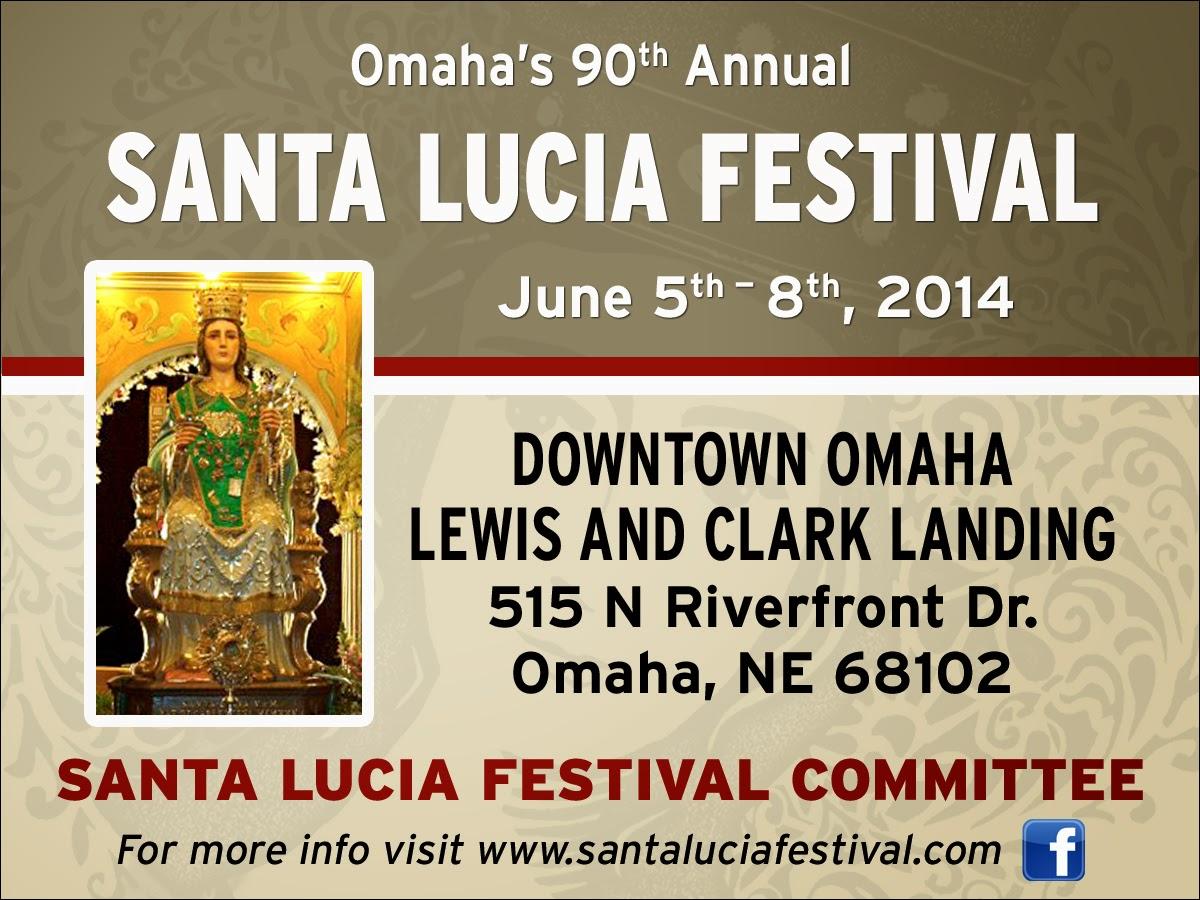 il regno announcing the 90th annual santa lucia festival omaha nebraska. Black Bedroom Furniture Sets. Home Design Ideas