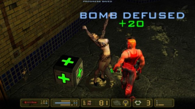 Duke Nukem Manhattan Project PC Games Screenshots