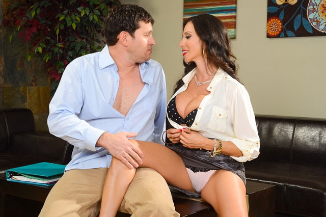 Ariella Ferrera & Preston Parker in Diary of a Milf (10-12-2014)