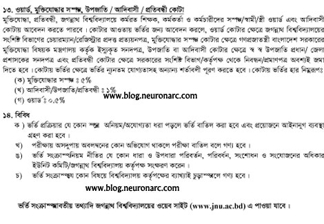 ADMISSION 2011 2012 6 JAGANNATH UNIVERSITY BANGLADEH ADMISSION 2011   2012 circular