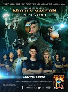 Pirates Code The Adventures Of Mickey Matson 2014 DVDRip XviD MP3-LPD