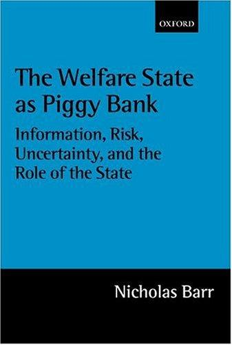 the role of the welfare state The welfare state the attlee government is rightly seen as one of the great reformist administrations of the 20th century it is a pleasant irony that the impetus for the more durable reforms came.