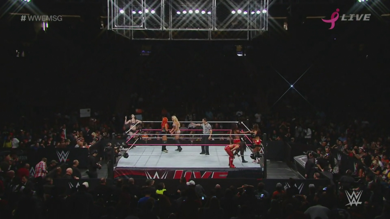Wwe Live From Madison Square Garden Brock Lesnar Vs Big Show Jay Reviews Things
