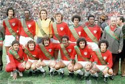 Campeã Paulista 1973