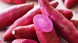 resep membuat donat enak berbahan ubi ungu