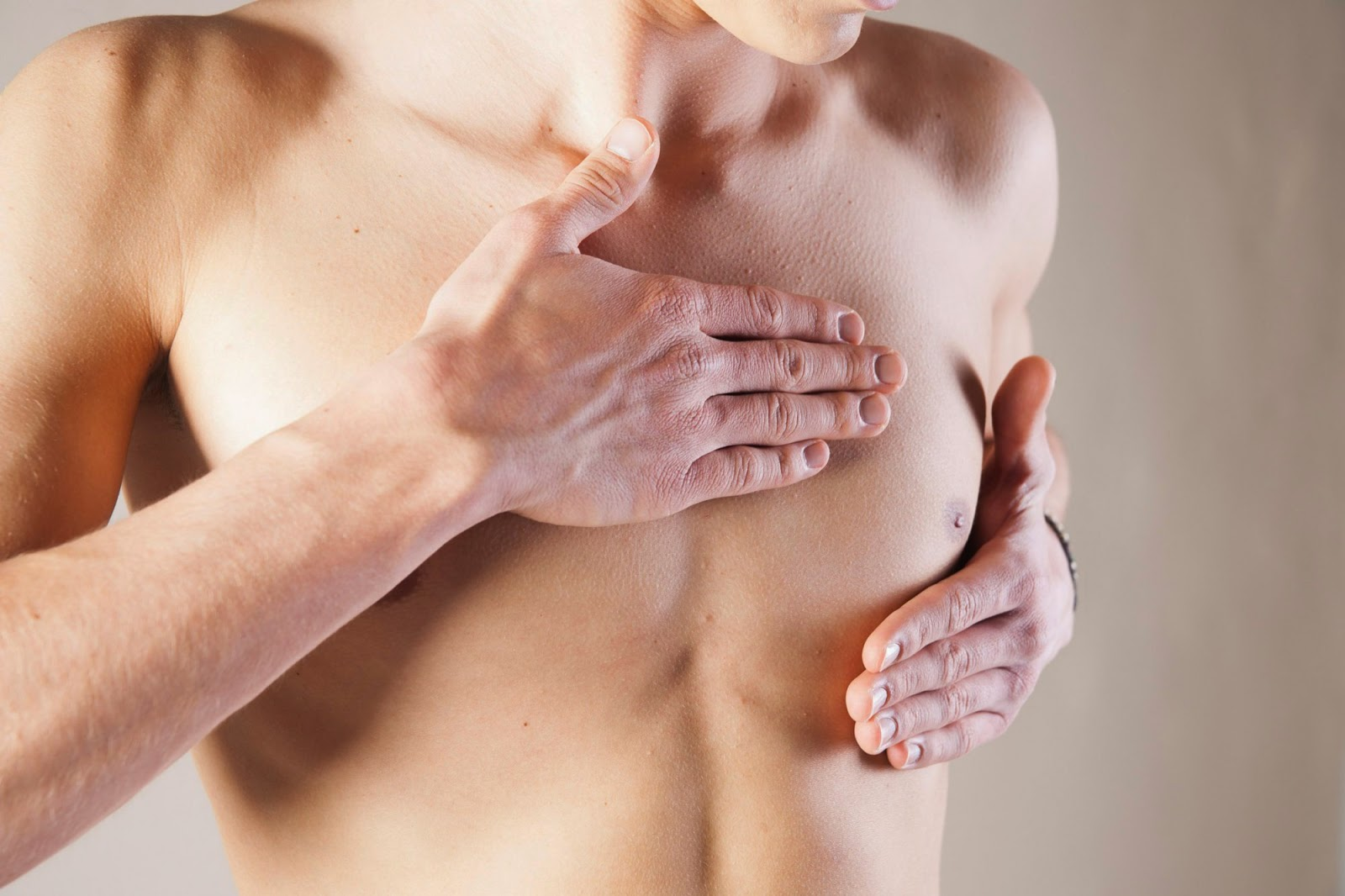 Male And Female Breast Cancers Are Not Identical