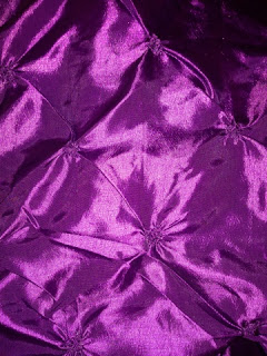 Birthdayinabox.com review Womens 63 Deluxe Black Velvet w/ Purple Satin Adult Cape