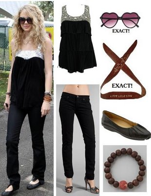 Barbietch Taylor Swift Fashion