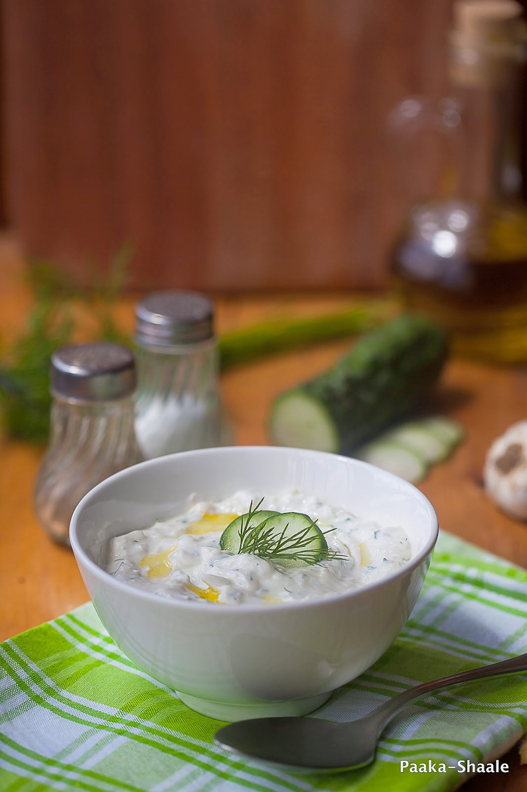 Yogurt Dip With Garlic, Mint And Dill Recipes — Dishmaps