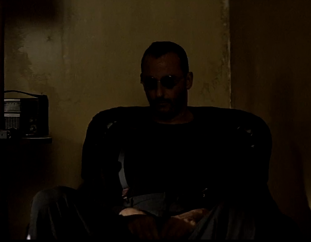 leon the professional character analysis