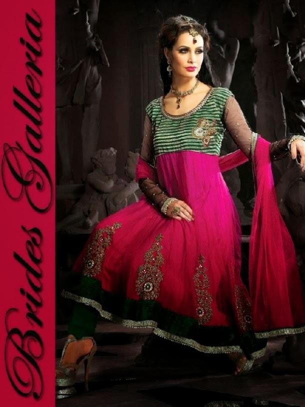 Brides Galleria Punjabi Suits 2014 For Women Indian Designer Latest