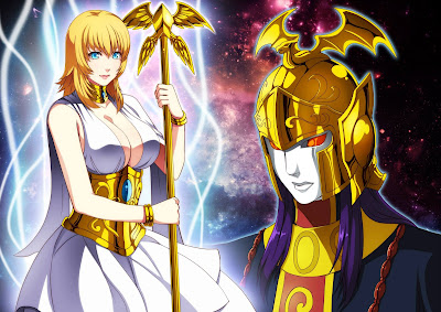Dannilo Santanna e il progetto Gold Saint Ares Chapter
