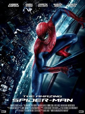 Filme Poster O Espetacular Homem-Aranha DVDRip XviD & RMVB Legendado