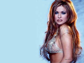 New Carmen Electra Hot model HD photo wallpapers 2012